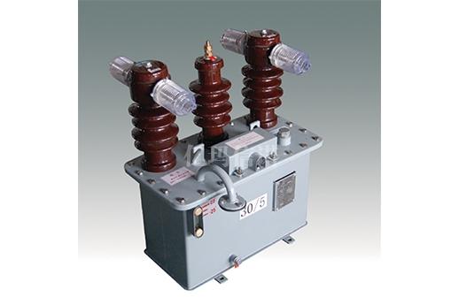 GSJXH-10KF油侵式防盜電抗諧振高壓計量箱