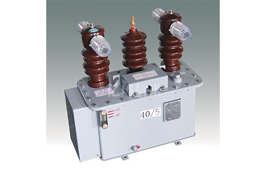 GSJXMH-10KF型油侵式不可拆免維護防竊電高壓計量箱